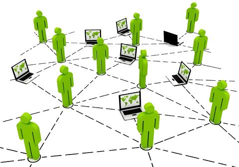 taskforce netwerk crm facturatie projectmanagement online software tool